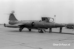 R-646 12646 F-104G ESK726 CONINGSBY 24-06-1975