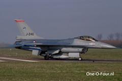 J-246 313Sqn Leeuwarden FWIT 23-03-1995