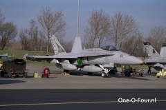 164261-AC-401 VFA-105 Leeuwarden FWIT-23-03-1995